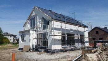 Dom energooszczędny w Niepołomicach